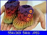 Punto Coccodrillo, tutorial, schema, idee, modelli-85709199128426980_bzs7qxkj_c-coccodrillo-neonato-scarpe-jpg