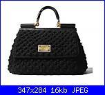 Idee:immagini dal web....-black-crochet-purse-d-g-jpg