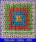 Wiggly Crochet: video tutorial,schema,spiegazioni,suggerimenti,idee & modelli...-wiggly-crochet-mattonella-jpg
