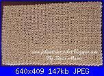Wiggly Crochet: video tutorial,schema,spiegazioni,suggerimenti,idee & modelli...-wiggly-crochet-tappeto-panna-jpg