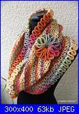 Wiggly Crochet: video tutorial,schema,spiegazioni,suggerimenti,idee & modelli...-wiggly-crochet-scaldacollo-impreziosito-jpg