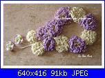 Wiggly Crochet: video tutorial,schema,spiegazioni,suggerimenti,idee & modelli...-wiggly-fiori-uniti-scaldacollo-jpg