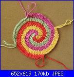 cerco presine tondo a spirale-image-jpg