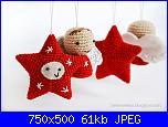 Cerco rivista mani di fata novembre 2013-christmas-crochet-amigurumi-ornaments-addobbi-uncinetto-jpg