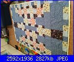 La mia prima trapunta patchwork!!-img_0533-jpg