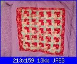 I miei lavori patchwork - Velenosa-getattachment-5-jpg