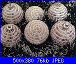 palline di natale fatte con perline-p-jpg