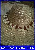 un cappello fiorito...-foto0143-jpg