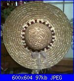 un cappello fiorito...-foto0141-jpg