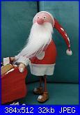 il mio porta cioccolatini natalizio-babbo-jpg