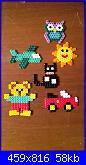 hama beads, i miei lavori cleopatra-51a9ed3a450de346f9141a7d51e3722e-jpg