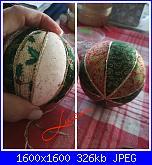 Tecnica Kimekomi per bocce natale-1569094161813-jpg