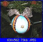 Decorazioni natalizie-pallina-azzurra-jpg