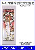 Mucha - Donne Art Nouveau-trappistine-jpg