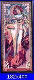 Mucha - Donne Art Nouveau-autunno-foto-jpg