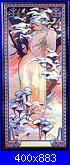Mucha - Donne Art Nouveau-inverno-foto-jpg