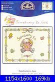 """Somebunny to love"" della DMC-bl020_00c-jpg"