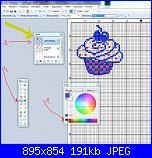 Trasformare schemi punto croce e immagini a  schemi filet-passo002-jpg