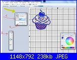Trasformare schemi punto croce e immagini a  schemi filet-passo003-jpg