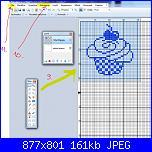Trasformare schemi punto croce e immagini a  schemi filet-passo004-jpg