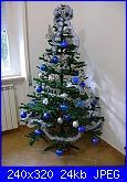 "Foto ""I nostri alberi di Natale e i nostri presepi""-albero-natale-2010-jpg"