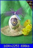 Foto: 1 Concorso Pasquale megghy.com ( uovo intero)-3-violetta-jpg