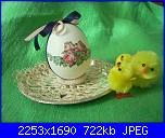 Foto: 1 Concorso Pasquale megghy.com ( uovo intero)-4-roselline-jpg