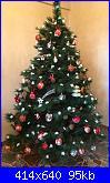 Foto degli alberi di Natale e dei presepi delle Megghyne 2016-albero-jpg