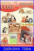 Cose per Creare n. 3 - Cani e Gatti *-copertina-jpg