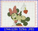 Disney Punto de Cruz n. 2 *-30-jpg