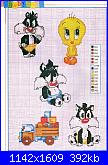 Baby Camilla Febbraio/Marzo 2002 - Baby Looney Tunes *-2-jpg