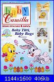 Baby Camilla Baby Looney Tunes 2001 *-img015uh-jpg