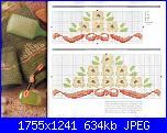 Delizia punto croce 14 - Bouquet e ghirlande *-img670-jpg
