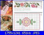 Delizia punto croce 14 - Bouquet e ghirlande *-img671-jpg