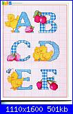 Baby Camilla - Speciale Alfabeti - gen/feb 2004 *-pagina1-jpg