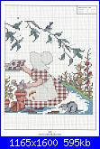 Leisure Arts 3263 - Sunbonnet Sue Yesteryears Sweetheart - Carol Emmer - 2001-09-jpg
