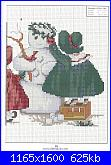 Leisure Arts 3263 - Sunbonnet Sue Yesteryears Sweetheart - Carol Emmer - 2001-24-jpg