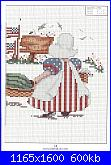 Leisure Arts 3263 - Sunbonnet Sue Yesteryears Sweetheart - Carol Emmer - 2001-15-jpg