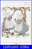 Leisure Arts 3263 - Sunbonnet Sue Yesteryears Sweetheart - Carol Emmer - 2001-20-jpg