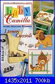 Baby Camilla: I teneri cuccioli   (ott/nov 1999) *-copertina-jpg