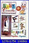 Baby Camilla - Lo sport con Topolino e Paperino 1999 *-img1-jpg