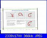 ABC del punto croce n. 1 - 2005 - DeAgostini *-13-jpg