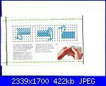 ABC del punto croce n. 1 - 2005 - DeAgostini *-19-jpg