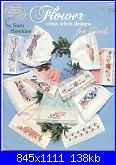 American School of Needlework - 3571 - Flower for Towels *-3571-flower-towels-jpg