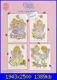 Gloria & Pat Precious moments 73 - Sweet fairy Princess *-img-001-jpg