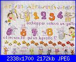 Mani di fata i motivi più belli a puno croce n° 38 - Fiabe e filastrocche *-hpqscan0035-jpg