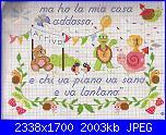 Mani di fata i motivi più belli a puno croce n° 38 - Fiabe e filastrocche *-hpqscan0041-jpg