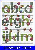 Trabalhos & graficos- Ponto cruz- monograms 23 alfabetos *-pag003-jpg
