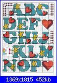 Trabalhos & graficos- Ponto cruz- monograms 23 alfabetos *-pag005-jpg