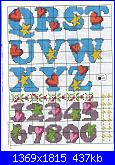Trabalhos & graficos- Ponto cruz- monograms 23 alfabetos *-pag006-jpg